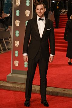 Your glimpse at the A-List lineup. Crush Love, My Crush, The Baftas, Douglas Booth, Nicholas Hoult, British Actors, Celebs, Celebrities, Lineup