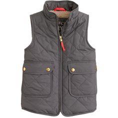 J.Crew Girls' excursion quilted vest