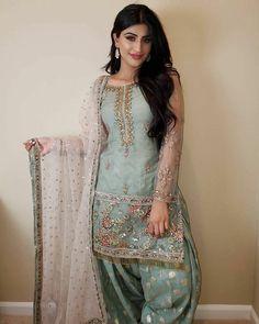 Punjabi Fashion, Bollywood Fashion, Indian Fashion, Shalwar Kameez, Patiala, Anarkali, Lehenga, Pakistani Culture, Engagement Outfits