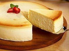 No Fail Perfect New York Cheesecake Recipe Cheesecake Cake, Cheesecake Recipes, Ricotta Cheesecake, Homemade Cheesecake, Classic Cheesecake, Buckwheat Cake, Zucchini Cake, Salty Cake, Savoury Cake