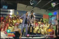 Presentación De Bonny Cepeda En Pegate Y Gana Con El Pachá.