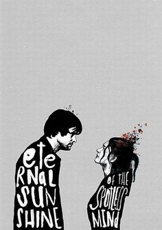 Eternal Sunshine of the Spotless Mind. Storytelling at its best.