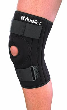 acb802c706 Amazon.com: Mueller Patella Stabilizer Knee Brace, Medium, Black, 1-Count  Package: Health & Personal Care