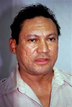 """For more than a decade, Panamanian Manuel Noriega was a highly paid CIA asset and collaborator, despite knowledge by U.S. drug authorities as early as 1971 that the general was heavily involved in drug trafficking and money laundering. Noriega facilitated """"guns-for-drugs"""" flights for the contras, providing protection and pilots, as well as safe havens for drug cartel officials, and discreet banking facilities."""