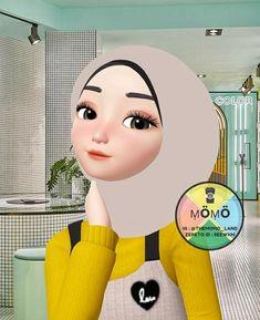 Hijab Cartoon, Coffee Love, Doraemon, Anime Girls, Travel Photography, Illustrations, App, Disney Princess, Wallpaper