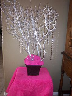 Wedding Centerpiece made from manzanita trees. $89.95, via Etsy.