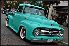 What precisely is your beloved variation of the Vintage Pickup Trucks, Classic Pickup Trucks, Ford Classic Cars, Ford 56, 56 Ford F100, Ford Bronco, 57 Chevy Trucks, 1956 Ford Truck, 4x4 Trucks