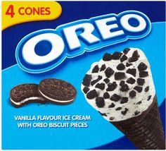 oreo ice cream stick - Google Search