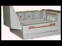 NDT MED, Agfa Curix 60 Röntgenfilmentwicklungsmaschine