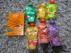 Mommy's Favorite Things: Ella's Kitchen Review & Giveaway