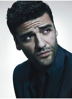 """Oscar Isaac. Played """"Joseph"""" in the nativity story. Holy moly, that's one hottie Joseph."""