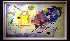 A Palazzo Reale di Milano, la nuova mostra sul maestro dell'astrattismo: Vassily #Kandinsky, aperta fino al 27 Aprile 2014. Servizio a cura di www.StefanoBernardeschi.com