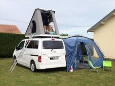 nv200 camper - Google Search