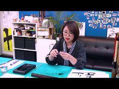 [글씨21] 실기강좌 캘리그라피 모은영 4부 - YouTube