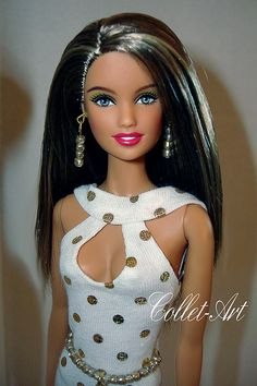 2013 Barbie Model Muse, Basics + Hybrid collection - Collet-Art