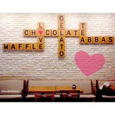 uyduğunuz hangi kelime size Abbas Waffle'ı çağrıştırıyor?
