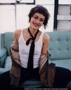 haircut ideas - shannyn sossamon | Flickr - Photo Sharing!