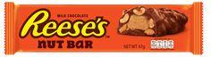 Hershey s Reese s Nut Bar Peanut Butter Chocolate Bar x 1 USA Candy