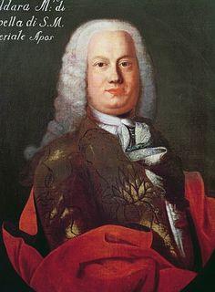 Antonio Caldara va ser un compositor italià, que va traballar inicialment en Venecia i després en Barcelona i en Austria