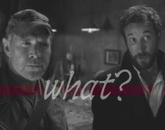 Falling Skies S3 Collateral Damage Tom Mason Dan Weaver Noah Wyle Will Patton