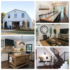 13 Awesome Barndominium Designs To Inspire You Fixer Upper BarndominiumBarndominium
