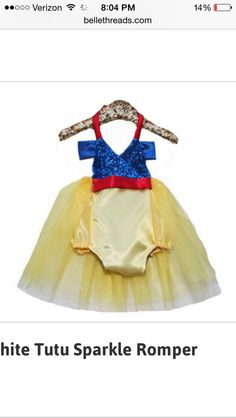 Snow White #bellethreadspinterest