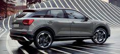 Audi lanza la primera edición especial del Audi Q2, la respuesta al segmento B SUV (Nissan Juke, Renault Captur...) desde una perspectiva premium, listo para rivalizar con el MINI Countryman. Bautiza