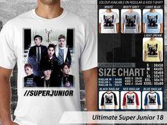 Kaos Super Junior Terbaru, Kaos Super Junior Couple Terbaru