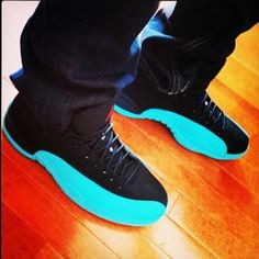 Can anyone tell me where I can find these Jays? My fav style but the colors killin em