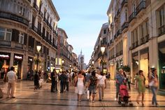 images of malaga city centre - Google Search