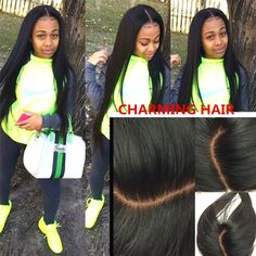 Long Weave Hairstyles, Black Girls Hairstyles, Protective Hairstyles, Natural Hair Styles, Short Hair Styles, Straight Weave, Closure Weave, Sew Ins, Crochet Hair Styles