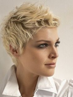 Short Pixie Haircuts For Round Face