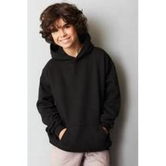 Youth Hooded Sweatshirt Coloured Min 25 - A double needled stitching sweatshirt with a athletic rib with spandex. Stitch Sweatshirt, Hooded Sweatshirts, Hoodies, Jumpers, Stitching, Youth, Athletic, Spandex, Pullover
