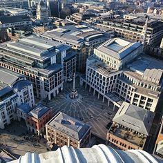#stPaulsCathedral #London #thisislondon #UK #around_the_world #landscape #city #cityscape