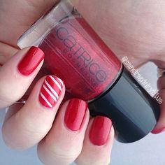 christmas by sandrapinkyblue #nail #nails #nailart