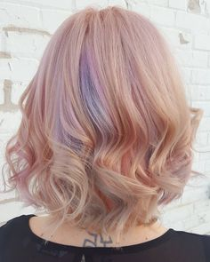 nice 25 Brilliant Ideas on Rose Gold Highlights - Tender and Cute Check more at http://newaylook.com/best-ideas-on-rose-gold-highlights/