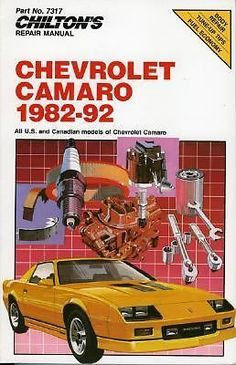 Buick mid size haynes repair manual free download pdf buick manual chilton chevrolet camaro 1982 92 repair manual book all us canadian models fandeluxe Gallery