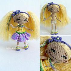 Куклы KotiKo_toys @kotiko_toys