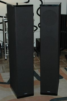 Definitive Technology BP-20 Tower Speakers