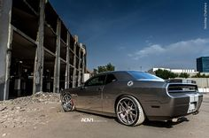 Dodge Challenger ADV5.0 S-Function by ADV1WHEELS, via Flickr
