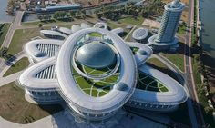 Science And Technology Centre, Pyongyang, North Korea