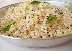 Sabudana Khichdi - Indian Food Recipes | Andhra Recipes | Indian Dishes Recipes | Sailu's Kitchen