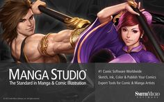 Manga Studio 5 & 5 EX Tutorials: How to Install, Register License and In...