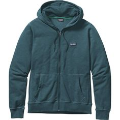 Patagonia - Lightweight Full-Zip Hoodie - Men's - Bay Blue