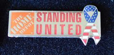"""Home Depot Corporate """"Standing United"""""""