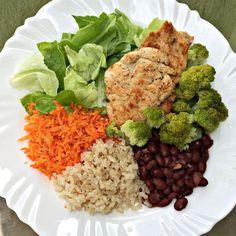 Healthy Recipes Clean Eating Breakfast Dinners New Ideas Healthy Crockpot Recipes, Healthy Eating Recipes, Healthy Meal Prep, Clean Recipes, Diet Recipes, Healthy Snacks, Chicken Recipes, Comidas Fitness, Clean Eating Breakfast