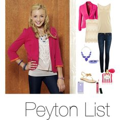 peyton list outfits on jessie | Peyton List inspired outfit - Polyvore