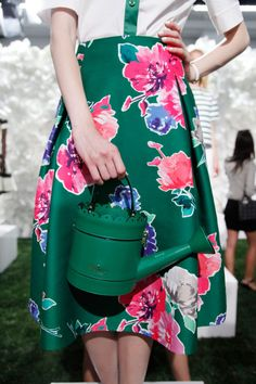 Kate Spade's Creepy-Crawly Clutches Are Freaking Us Out #refinery29  http://www.refinery29.com/2014/09/74055/kate-spade-spring-2015#slide11