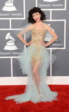 Kimbra from Riskiest Looks Ever at the Grammy Awards | E! Online