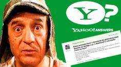 As perguntas e respostas mais bizarras do YahooQuando você pensa que já viu de tudo, não imagina que o pior pode vir. Selecionei algumas perguntas e respostas extremamenteengraçadas e bizarras que foram encontradas no site do Yahoo e que você poderá achar que é apenas uma brincadeira, mas não, veja ...